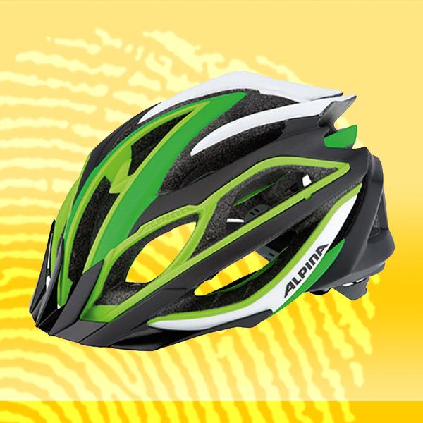ALPINA MTB Helm