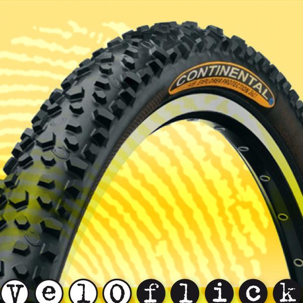 CONTINENTAL Velo Reifen