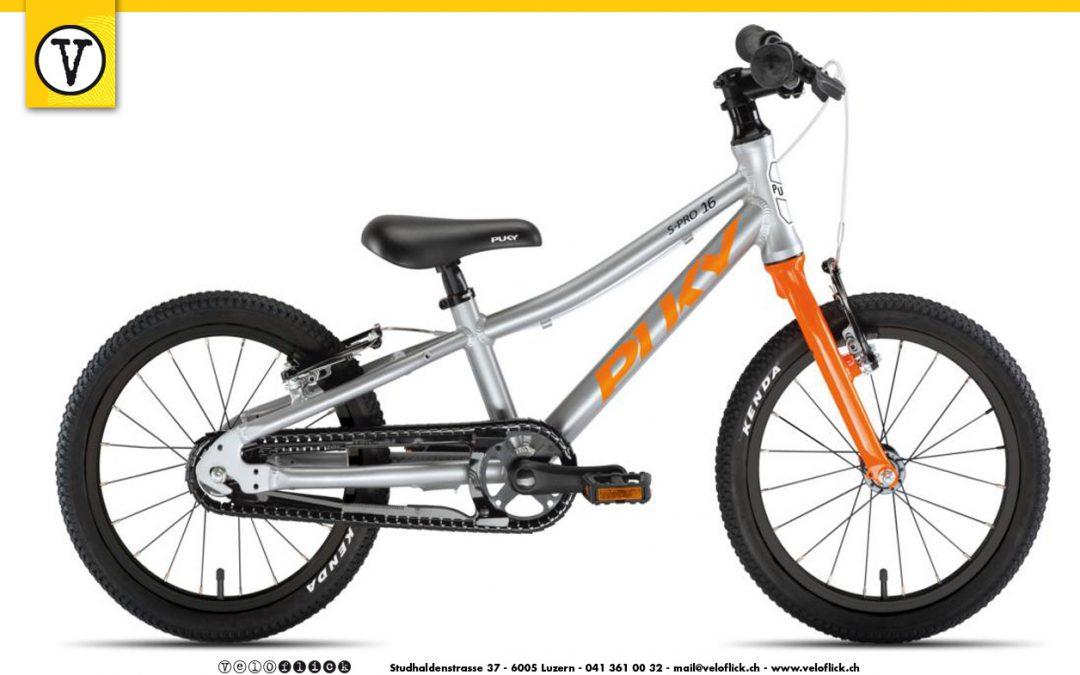 PUKY LS-PRO Fahrrad